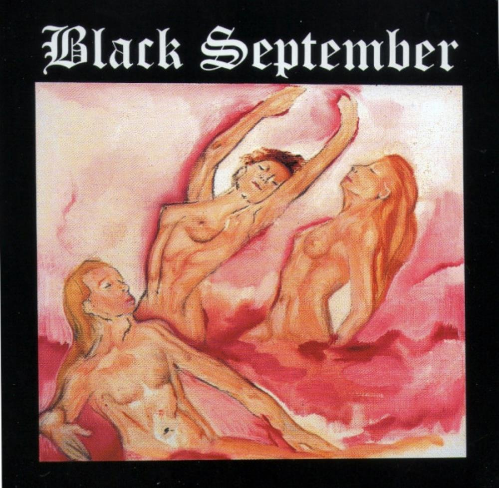 Black September by BLACK SEPTEMBER album cover