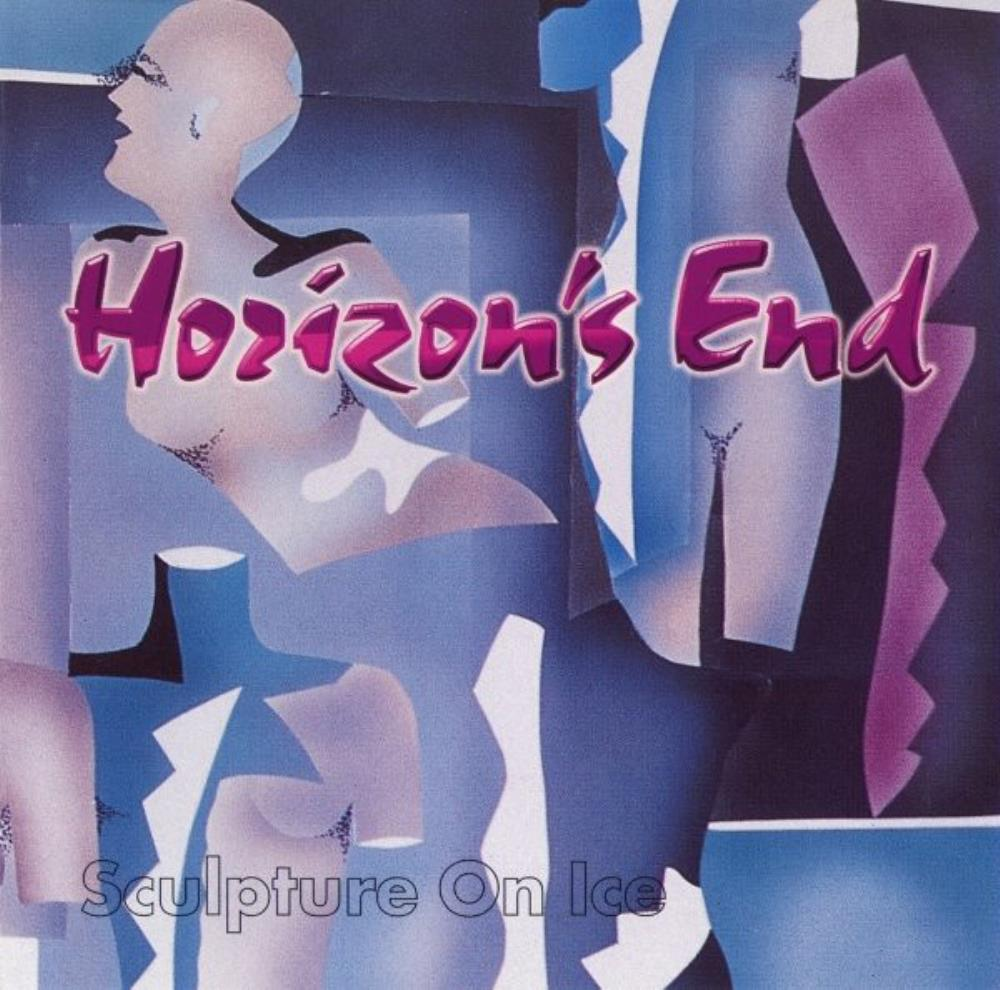 Sculpture On Ice by HORIZON'S END album cover
