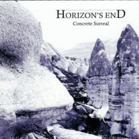 Concrete Surreal by HORIZON'S END album cover