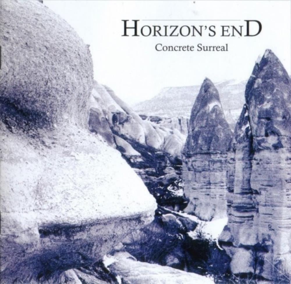 Concrete Surreal by HORIZON'S END album cover
