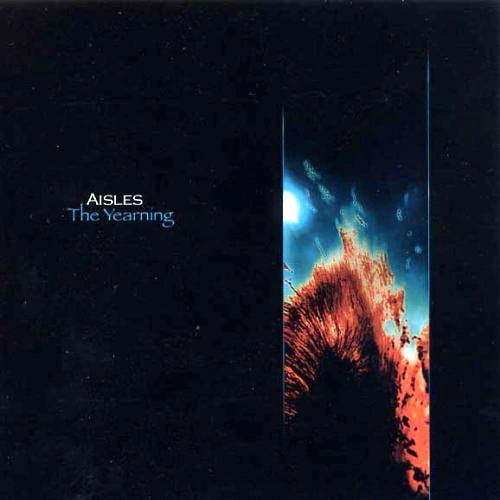 Aisles - The Yearning CD (album) cover