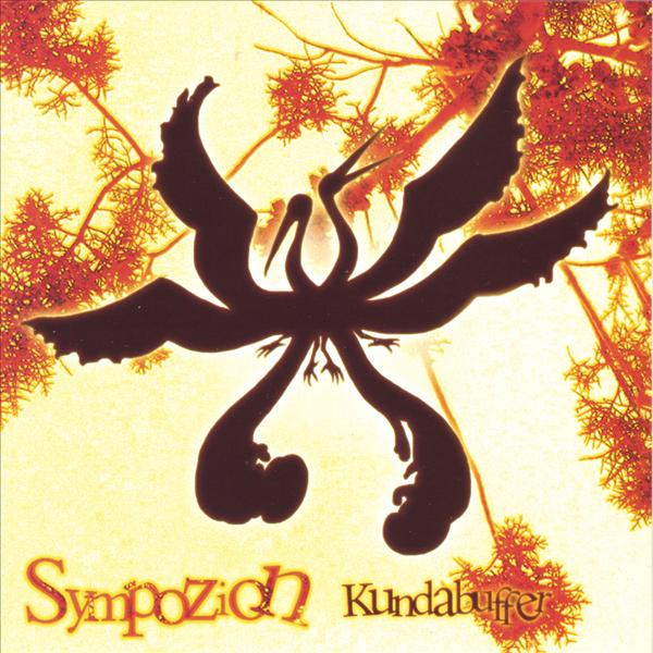 Sympozion - Kundabuffer  CD (album) cover