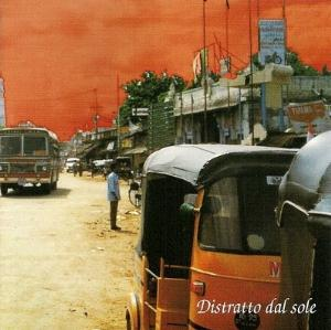 Mary Newsletter - Distratto Dal Sole  CD (album) cover