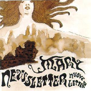 Mary Newsletter - Nuove Lettere  CD (album) cover