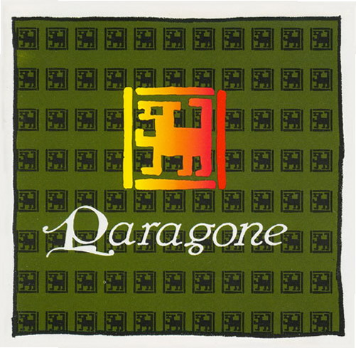 Paragone by PARAGONE album cover