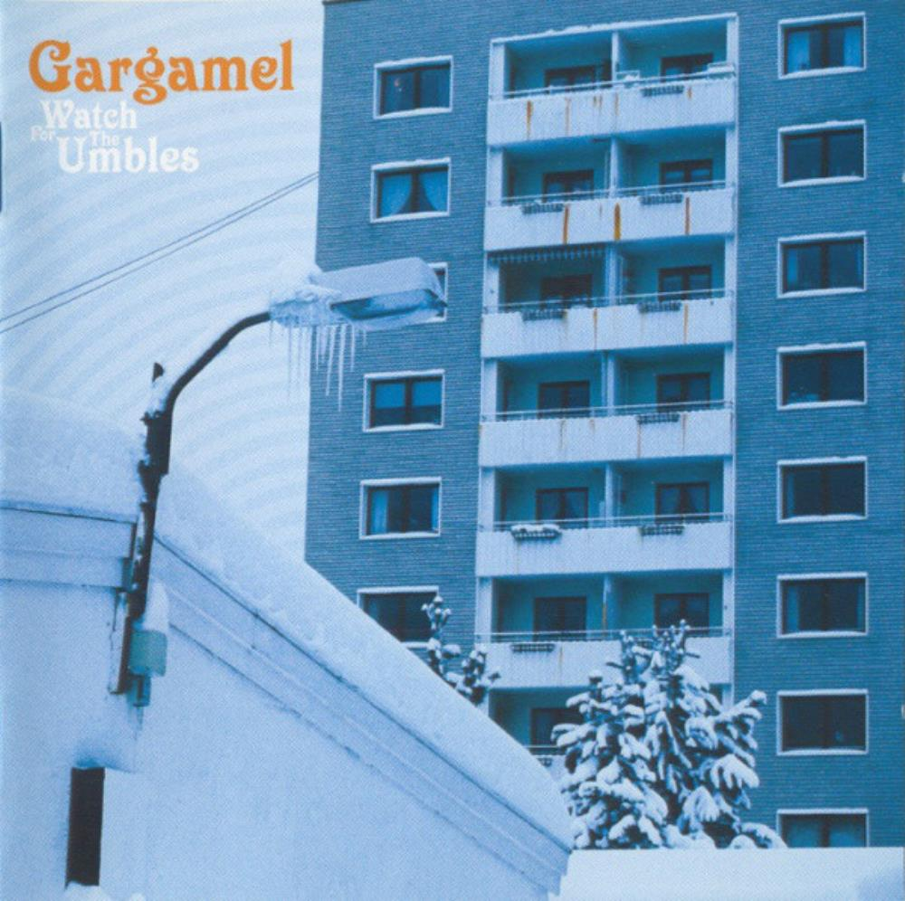 Gargamel - Watch For The Umbles CD (album) cover