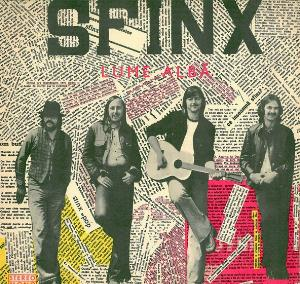 Lume Alba by SFINX album cover