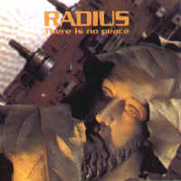 Radius - There Is No Peace CD (album) cover
