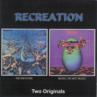 Recreation Recreation / Music Or Not Music album cover