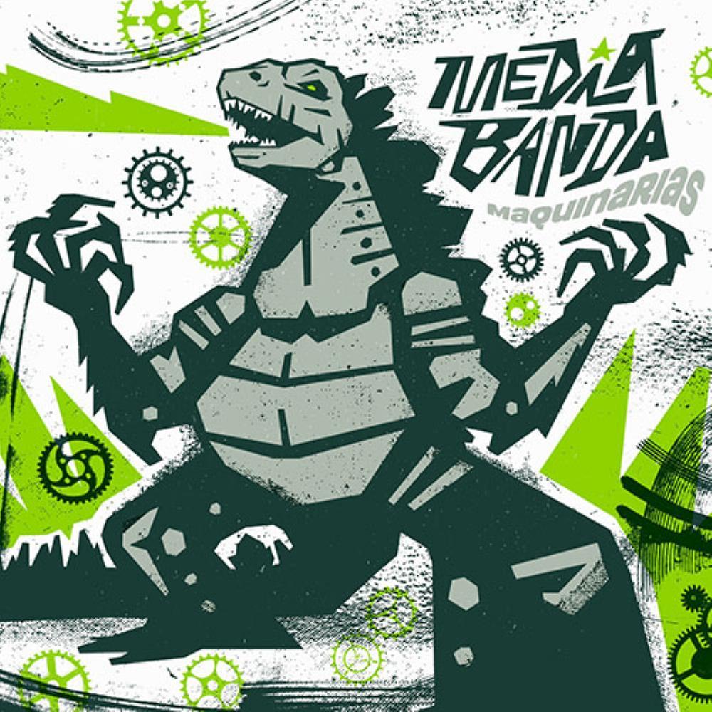 Mediabanda Maquinarias album cover