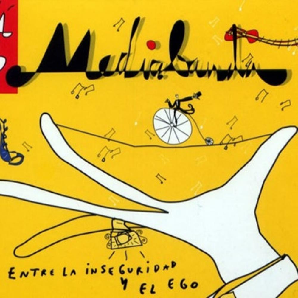 Entre La Inseguridad Y El Ego by MEDIABANDA album cover