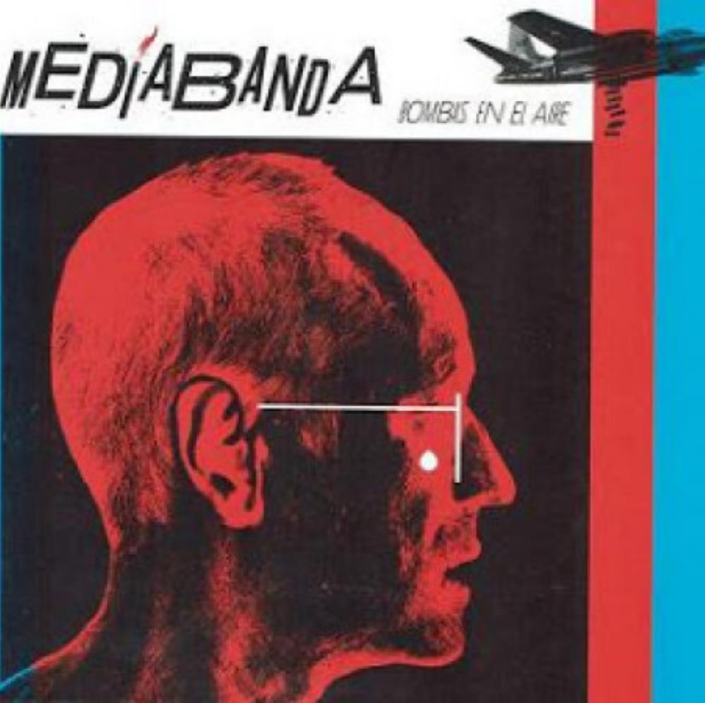 Bombas en el Aire by MEDIABANDA album cover