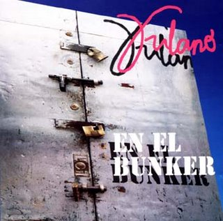 Fulano - En El Bunker  CD (album) cover