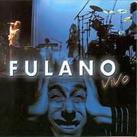 Fulano - Vivo CD (album) cover