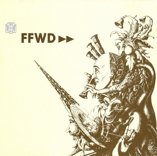 FFWD - FFWD CD (album) cover