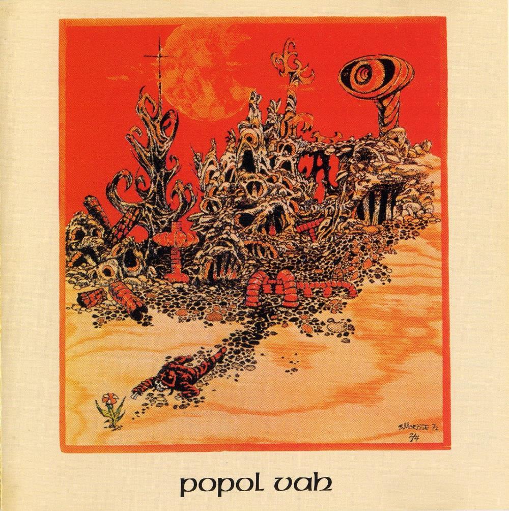 Popol Vuh by POPOL ACE / POPOL VUH album cover