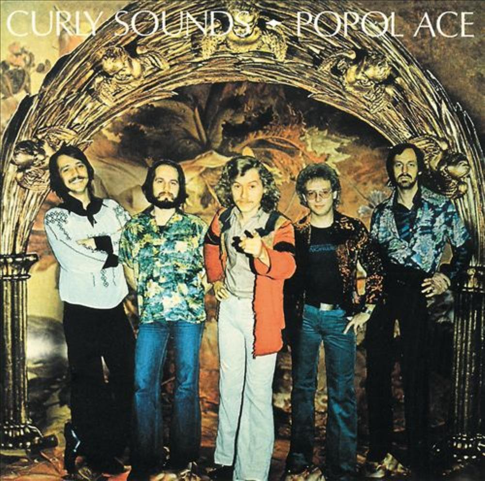 Curly Sounds by POPOL ACE / POPOL VUH album cover