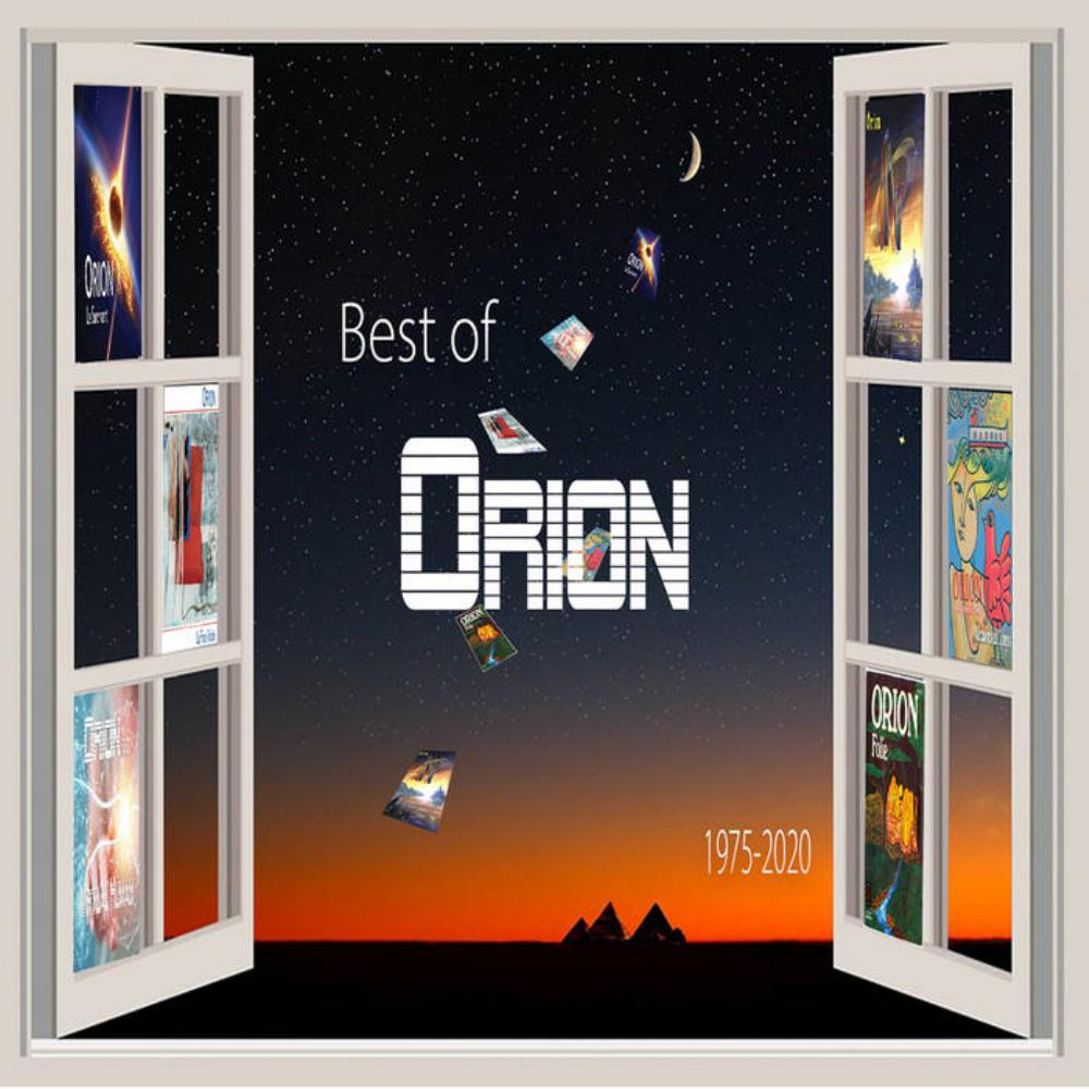Best of Orion 1975-2020 by ORION album cover
