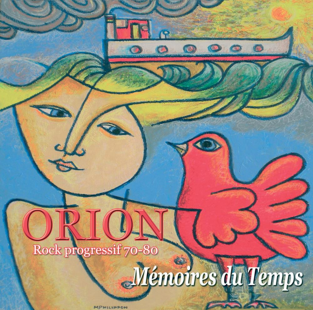 Orion Mémoires Du Temps album cover
