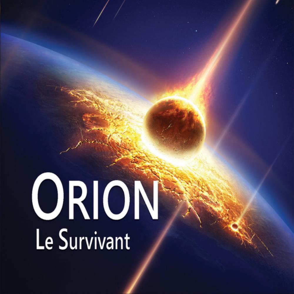 Orion Le Survivant album cover