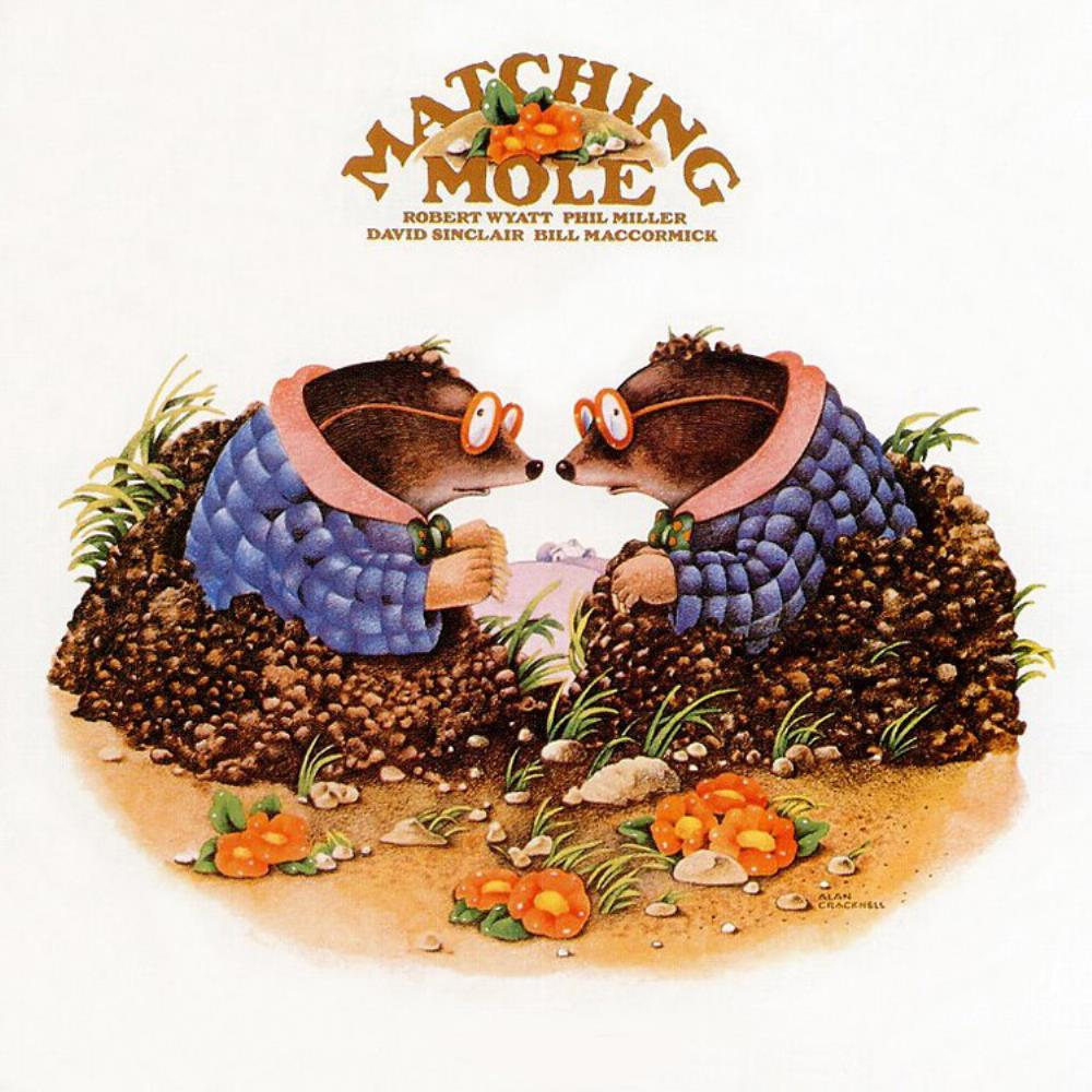Matching Mole - Matching Mole CD (album) cover