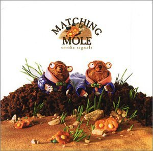 Matching Mole Smoke Signals album cover
