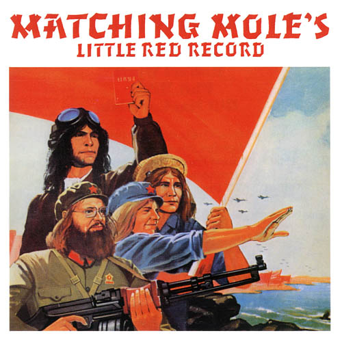 Matching Mole - Little Red Record CD (album) cover