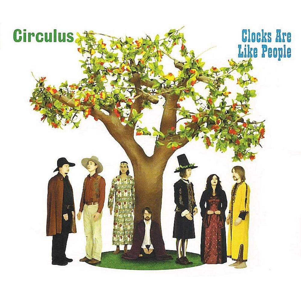Clocks Are Like People by CIRCULUS album cover