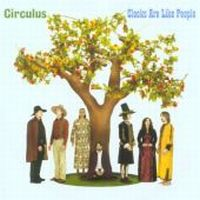Circulus - Clocks Are Like People CD (album) cover