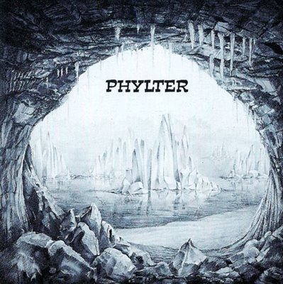 Phylter - Phylter CD (album) cover