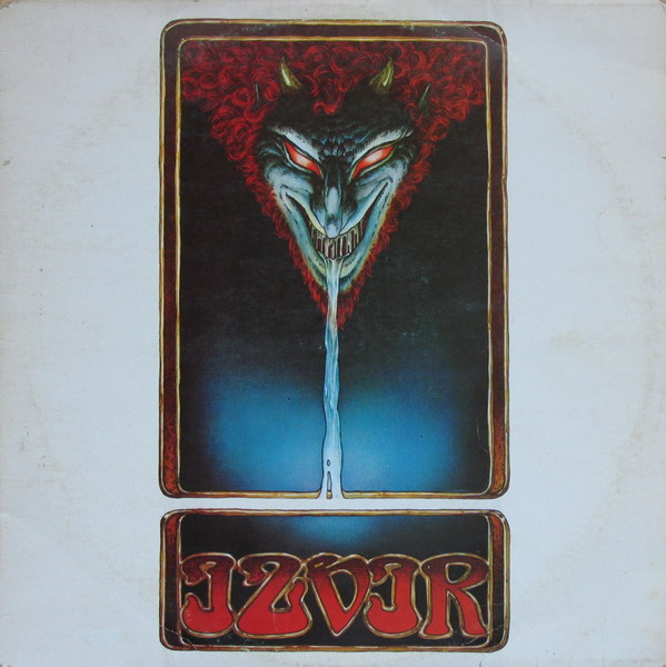 Izvir by IZVIR album cover