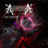 Aberrant Vascular - Actaeon CD (album) cover