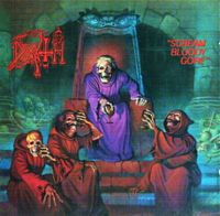 Death - Scream Bloody Gore CD (album) cover