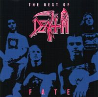 Death - Fate CD (album) cover