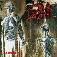 Death Human album cover