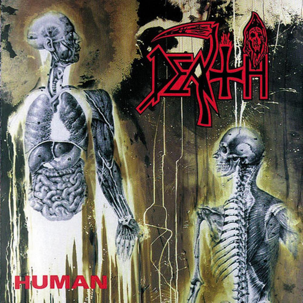 Human by DEATH album cover