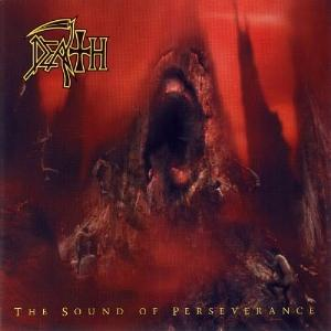 Death - The Sound of Perseverance CD (album) cover