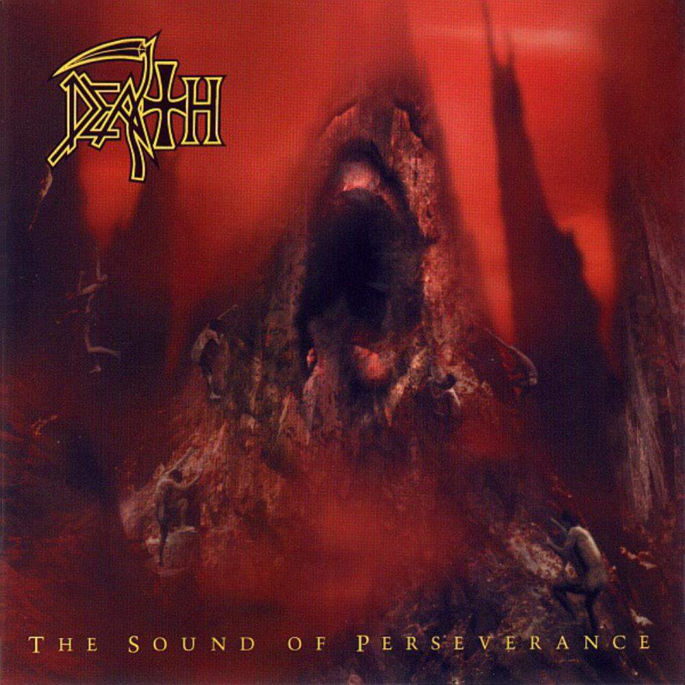 The Sound Of Perseverance by DEATH album cover