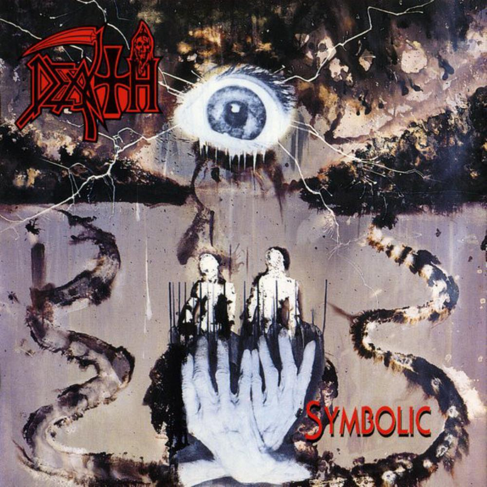 Symbolic by DEATH album cover