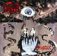 Death - Symbolic CD (album) cover