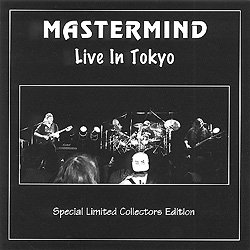 Live in Tokyo by MASTERMIND album cover
