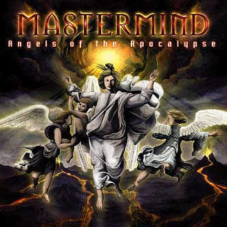 Mastermind - Angels of the Apocalypse  CD (album) cover