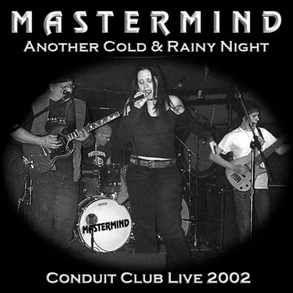 Another Cold & Rainy Night Live by MASTERMIND album cover