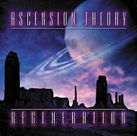 Ascension Theory - Regeneration CD (album) cover