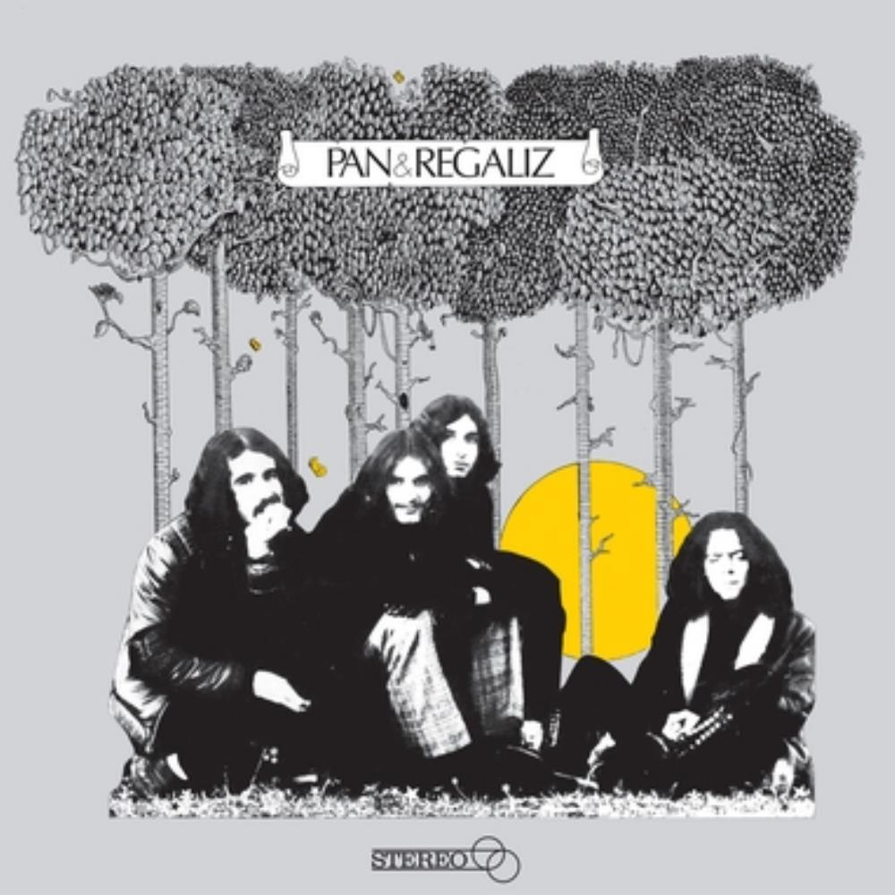 Pan & Regaliz [Aka: I Can Fly] by PAN & REGALIZ album cover