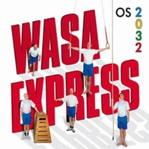 Wasa Express OS 2032 album cover