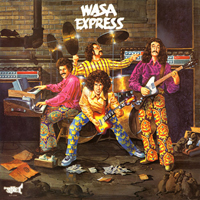 Wasa Express - Wasa Express CD (album) cover
