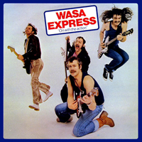 Wasa Express - On With The Action   CD (album) cover