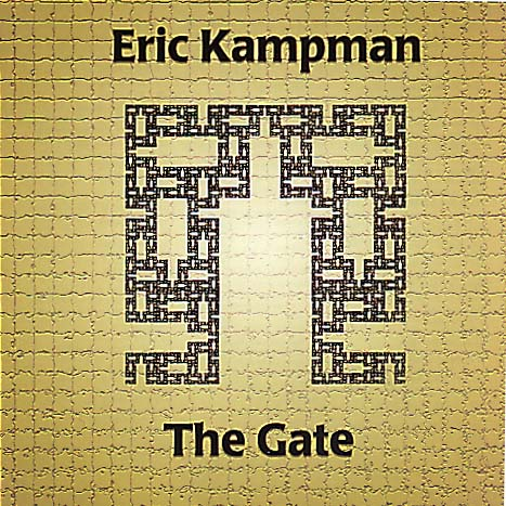 Eric Kampman The Gate album cover