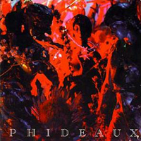 Phideaux - Friction CD (album) cover